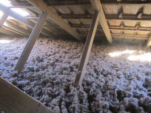 Isolants thermiques et écologiques pour des combles perdusLa laine de mouton