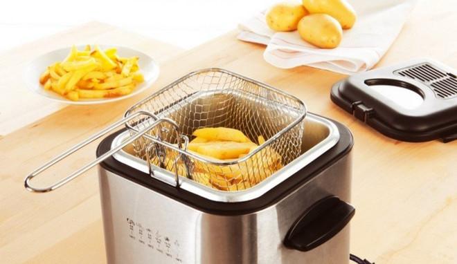 Comment nettoyer une friteuse électrique