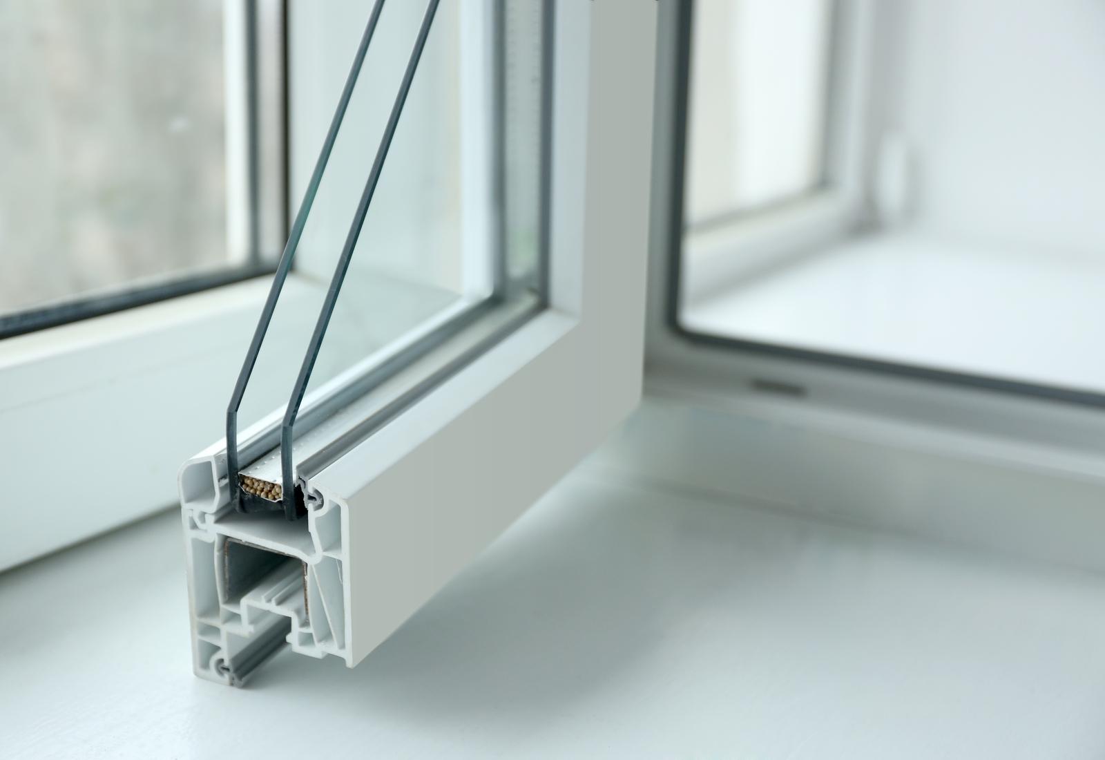 Comment nettoyer l'intérieur d'un double vitrage