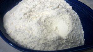 La farine pour nettoyer une friteuse électrique