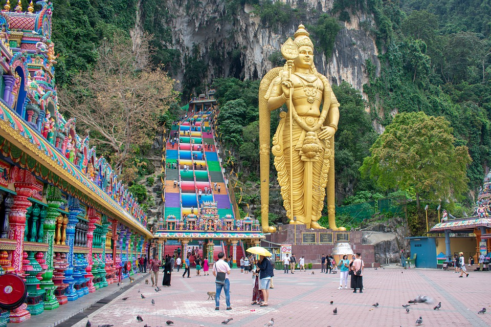 Temple Malaisie