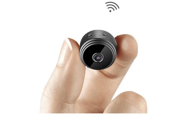 caméra-espion wifi