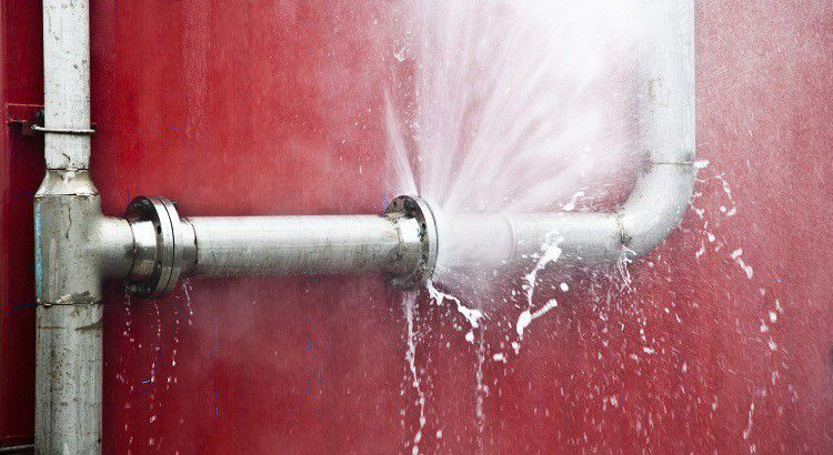 Comment savez-vous quand vous avez une fuite d'eau?