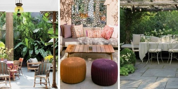 8 idées et conceptions de patio extérieur pour les arrière-cours et les toits