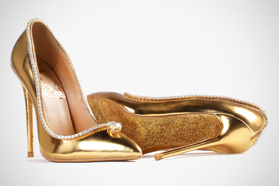 Les 16 chaussures les plus chères de tous les temps vous laisseront stupéfaits et jaloux