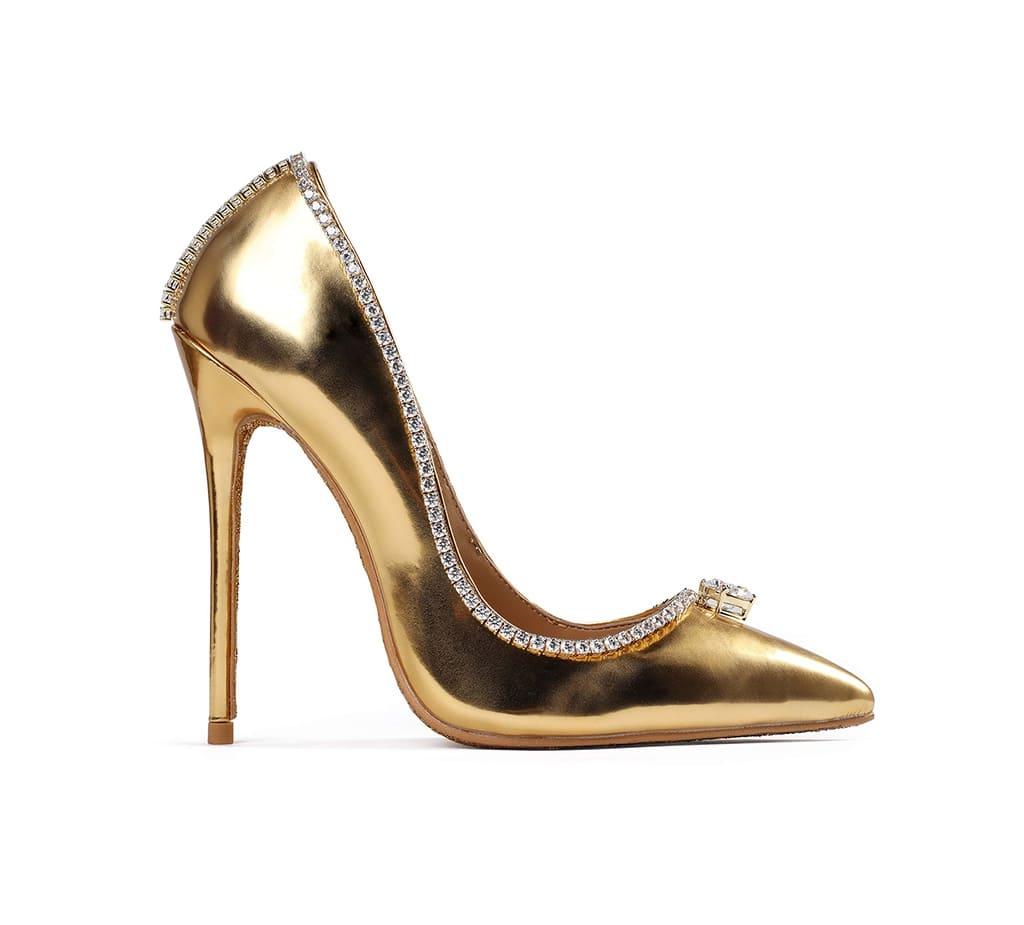 Les chaussures les plus chères de tous les temps: Passion Diamond Shoe
