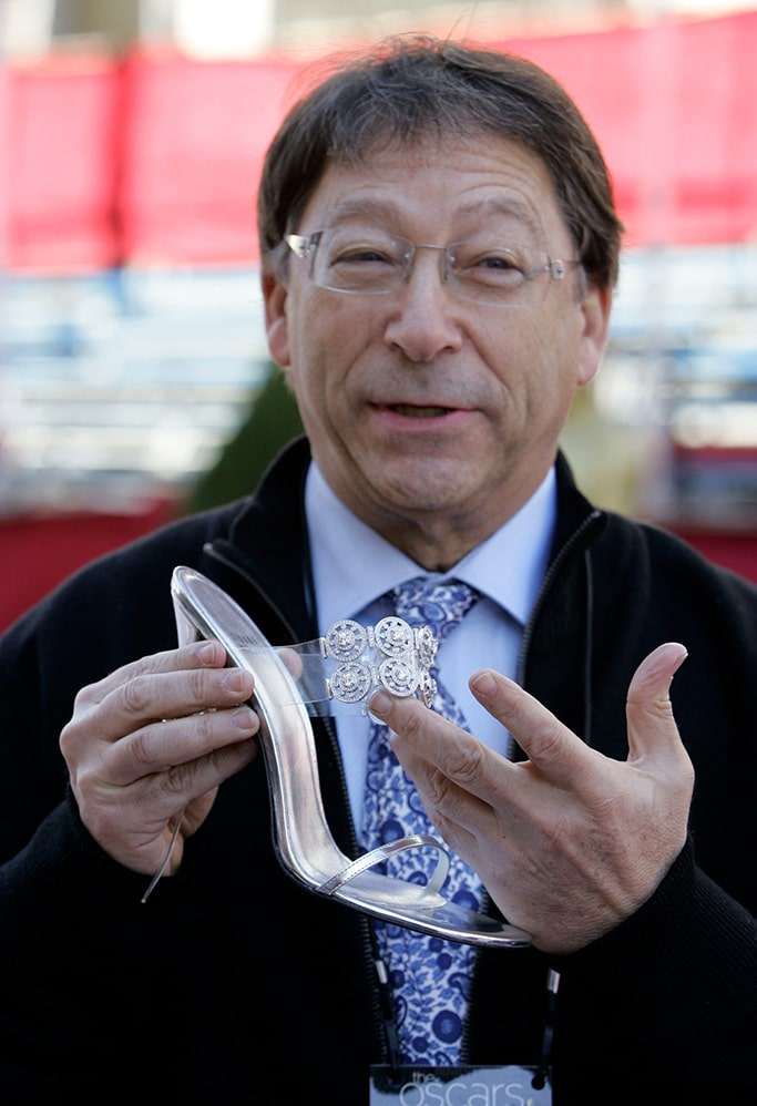 Stuart Weitzman Diamond Dream Stiletto