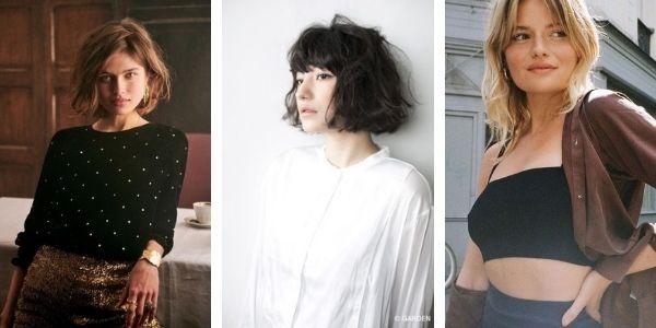 11 coupes de cheveux tendance à la longueur du menton que vous voudrez copier immédiatement