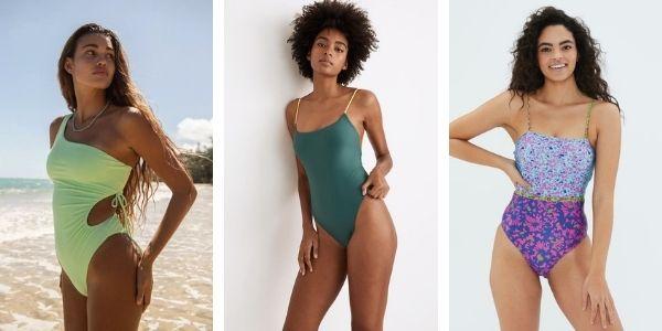 Les 12 meilleurs maillots de bain une pièce à porter en 2021