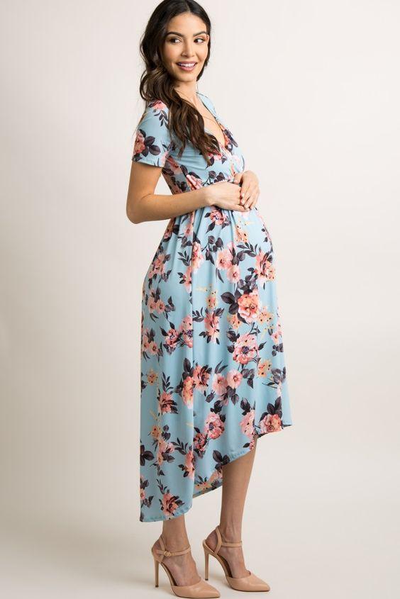tenues de maternité