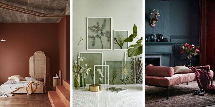 10 meilleures couleurs de peinture intérieure en 2021