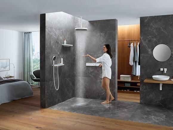 La douche comme soin de beauté