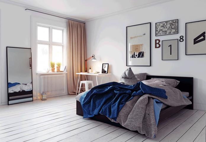 Chambre à coucher Pour quel type de sol opter